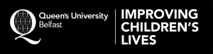 Logo of Improving Children's Lives Initiative, Queen's University Belfast