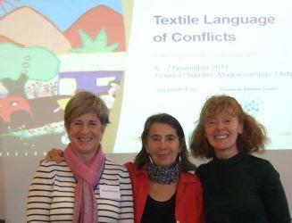 Textile Language of Conflicts International Colloquium